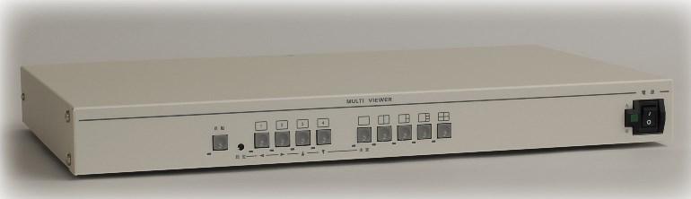 ARTICS NTSC4入力 D4/アナログRGB出力 マルチビューワ