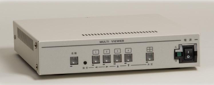 ARTICS NTSC 4入力 DVI出力 マルチビューワ
