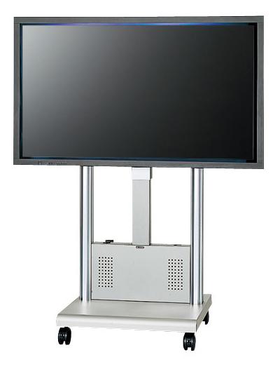 AURORA 電動昇降タイプ ディスプレイスタンド 〜60型