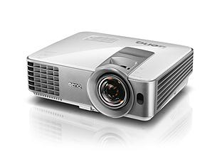 BENQ 短焦点DLPプロジェクター WXGA 3200lm