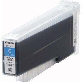 CANON LX-D5500用インクBJI-P511C染料シアン240ml