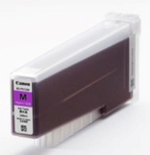 CANON LX-D5500用インク BJI-P512M新染料マゼンタ 240ml
