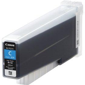 CANON LX-P5500用顔料シアン、240ml。 BJI-P521C[7635B001]