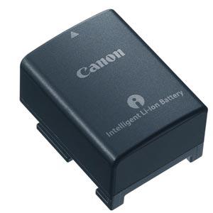 CANON バッテリーパック(本体同梱バッテリーと同じ) 対応機種:iVIS HF G10 / HF M43 / HF M41