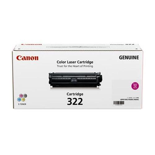 CANON �g�i�[�J�[�g���b�W 322 M (�}�[���^) CRG-322MAG