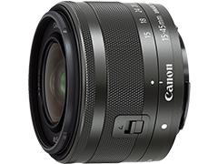 CANON EFレンズ EF-M15-45mm F3.5-6.3 IS STM[0572C001]