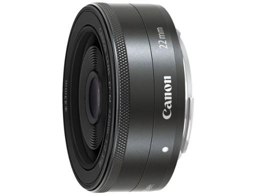 CANON EFレンズ EF-M22mm F2 STM[5985B001]