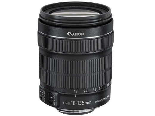 CANON EFレンズ EF-S18-135mm F3.5-5.6 IS STM[6097B001]