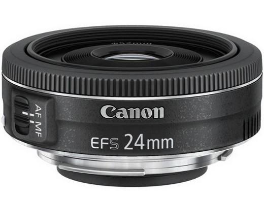 CANON EFレンズ EF-S24mm F2.8 STM[9522B001]