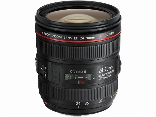 CANON EFレンズ EF24-70mm F4L IS USM[6313B001]