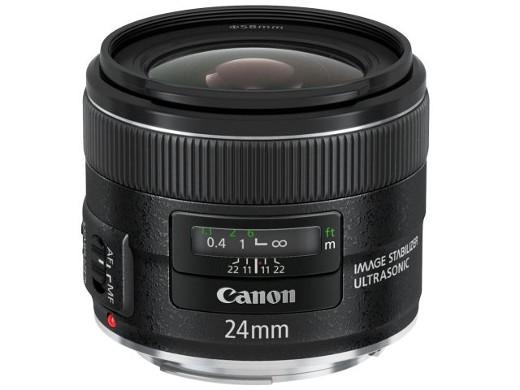 CANON EFレンズ EF24mm F2.8 IS USM[5345B001]