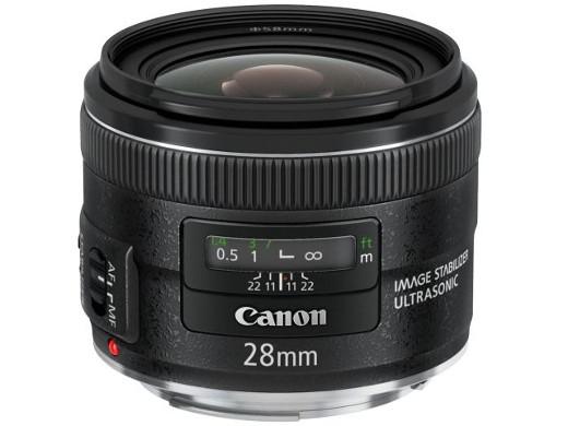 CANON EFレンズ EF28mm F2.8 IS USM[5179B001]