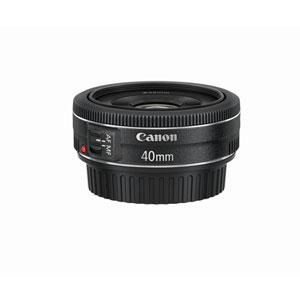 CANON EFレンズ EF40mm F2.8 STM[6310B001]