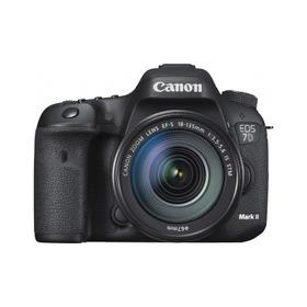 CANON デジタル一眼レフカメラ EOS 7D Mark II (G)・EF-S18-135 IS STM レンズキット[9128B015]