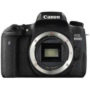 CANON デジタル一眼レフカメラ EOS 8000D(W)[0019C001]