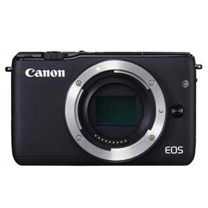 CANON ミラーレスカメラ EOS M10 (ブラック)[0584C004]