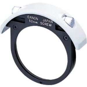 CANON 52mmドロップインスクリューフィルターホルダー52