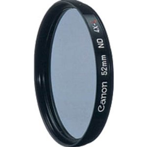 CANON ND4Lフィルター 52mm FILTER52ND4L