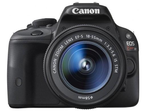 CANON キヤノン デジタル一眼レフカメラ EOS Kiss X7・EF-S18-55 IS STM レンズキット[8574B002]