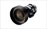 CANON 短焦点ズームレンズ(LX-MU700用)[0947C001] LX-IL02WZ