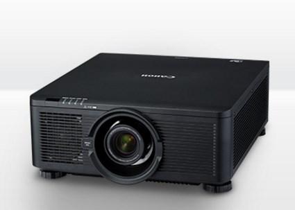 CANON レーザー光源 WUXGA 6800lm 縦置設置可