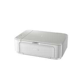 CANON インクジェット複合機 MG3630 WHITE[0515C021]