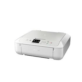 CANON インクジェット複合機 MG5730 WHITE[0557C021]