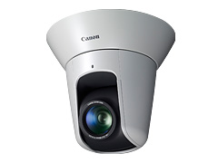 CANON 光学20倍デジタル12倍高機能フルHD PTZ ネットワークカメラ
