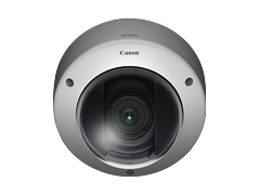 CANON 超広角12度3倍ズームフル ネットワークカメラ