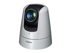 CANON AF機能20倍光学ズーム60.4度水平画角多画素PTZ ネットワークカメラ