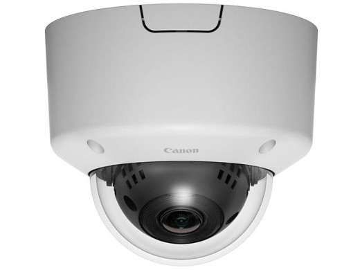 CANON ネットワークカメラ バンダル・広角ドーム型