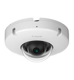 CANON 屋外対応のドーム型ネットワークカメラ[1387C001]