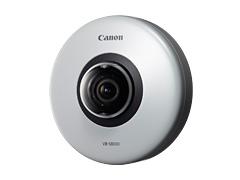 CANON コンパクトネットワークカメラ 小売店防犯向け