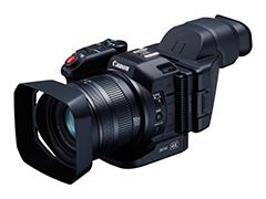 CANON 4Kビデオカメラ XC10(JP)