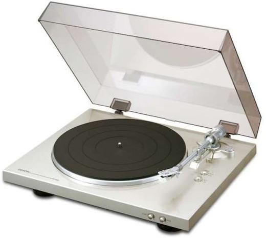 DENON フルオートレコードプレーヤー DP-300FS
