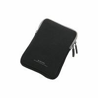 ELECOM ポータブルハードディスクケース ブラック HDC-NC002BK