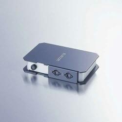 ELECOM コンパクト自動パソコン切替器 2ポート