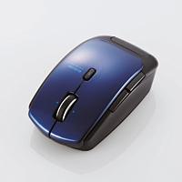 ELECOM Bluetooth 4.0 レーザーマウス M-BT13BLBU M-BT13BLBU