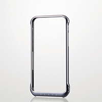 ELECOM iPhone 6s / 6�p�A���~�o���p�[ PM-A15ALBBK