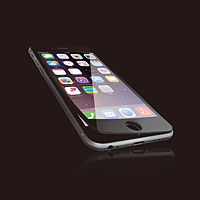 ELECOM iPhone6s(6)Plus用液晶保護ガラス/3D PM-A15LFLGGFLBK