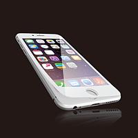 ELECOM iPhone6s(6)Plus用液晶保護ガラス/3D PM-A15LFLGGFLWH