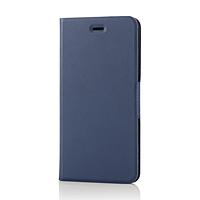 ELECOM iPhone6s(6)Plus用ソフトレザーカバー/薄型 PM-A15LPLFUMBU