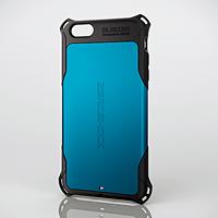 ELECOM iPhone6s(6)Plus�pZEROSHOCK�P�[�X PM-A15LZEROBU