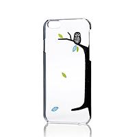 ELECOM iPhone 6s / 6用シェルカバー/イラスト