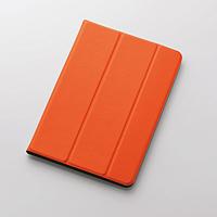 ELECOM iPadmini用イタリアンECOレザーカバー(2アングル) TB-A14SWDTDR TB-A14SWDTDR