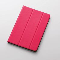 ELECOM iPadmini用イタリアンECOレザーカバー(2アングル) TB-A14SWDTPN TB-A14SWDTPN