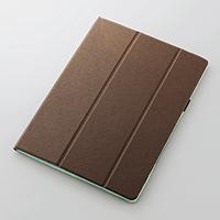 ELECOM iPad Pro�p�C�^���A���\�t�g���U�[�J�o�[ TB-A15LWDTBR TB-A15LWDTBR