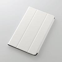 ELECOM Qua tab 02�p�C�^���A���\�t�g���U�[�J�o�[ TBA-HW10AWDTWH TBA-HW10AWDTWH