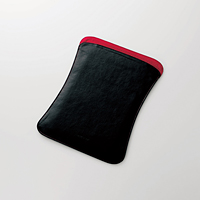 ELECOM Xperia(TM) Z4 Tablet用ソフトレザーポーチ TBM-SOZ4ALPBK TBM-SOZ4ALPBK