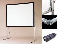 EPSON 180型組立式スクリーン ホワイトマット